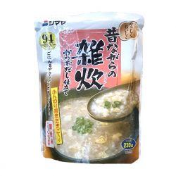 Cháo ăn liền gói Shimaya vị cá ngừ Nhật Bản