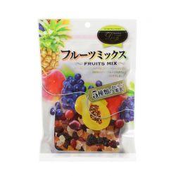 5 loại trái cây sấy khô cao cấp Nhật 170gr
