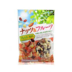 Trail Mix các loại hạt và trái cây Nhật sấy khô 140gr