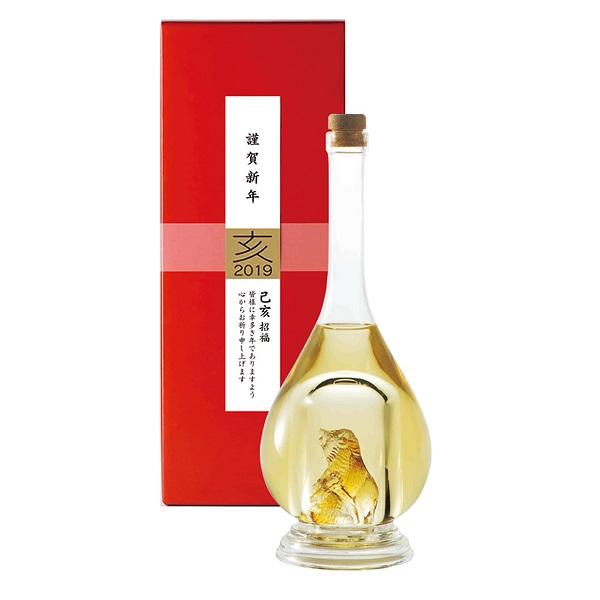 Rượu Shochu hoàng đạo biểu tượng chú heo rừng 2019