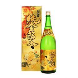 Rượu Sake vẩy vàng 1,8l