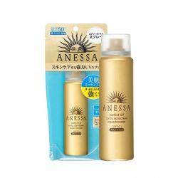 Xịt chống nắng ANESSA màu vàng 60g SPF50+ PA++++