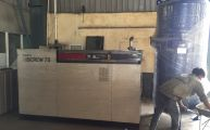Máy nén khí cung cấp cho các nhà máy sx ống thép