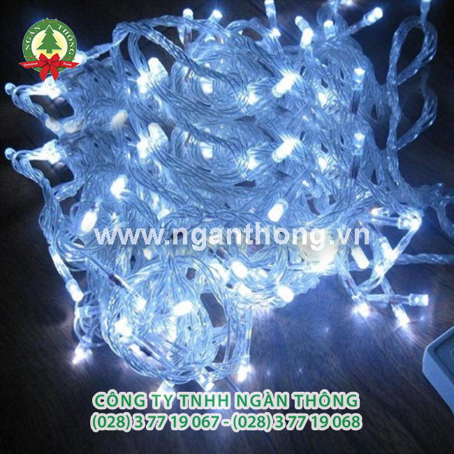 Led-trắng-(Dây-trong)