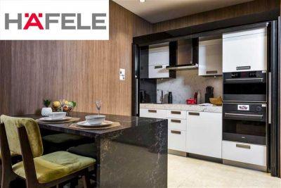 Tổng hợp một số loại Phụ kiện tủ bếp Hafele được tìm mua nhiều nhất