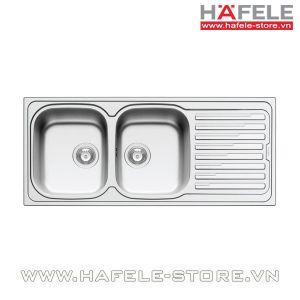 Chậu rửa chén Hafele HS-S11650 565.86.281