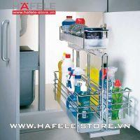 Giá để dụng cụ vệ sinh portero 3 Hafele 545.48.262