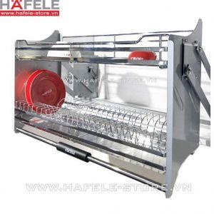 Giá để bát đĩa di động Hafele Cucina tủ 700