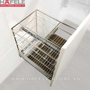 Giá để gia vị Hafele Cucina tủ 400