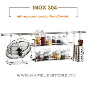 Giá inox treo tường bếp TV-GV1-OD-ST12