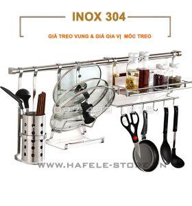 Giá inox treo tường bếp OD-TV-GVMT-ST12
