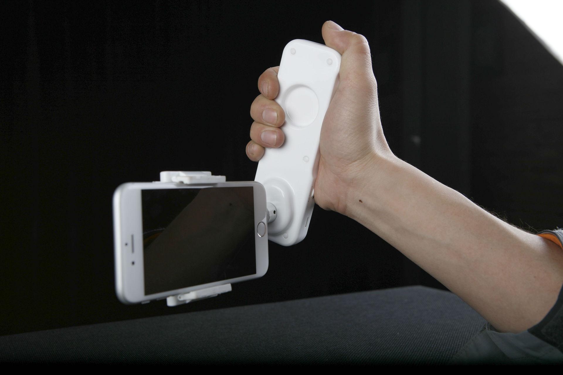 Thiết bị cân bằng điện tử chống rung khi quay phim