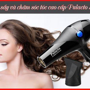 Bộ máy sấy và chăm sóc tóc cao cấp Pulacto 3000M
