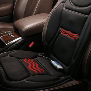 Đệm massage ô tô có sưởi nóng