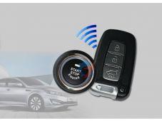 Nút khởi động Smart Key -  Kia