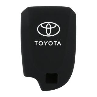 Ốp vỏ chìa khóa silicone xe Toyota (Mã 3)
