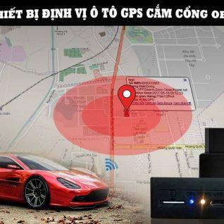 Thiết bị GPS cho xe hơi