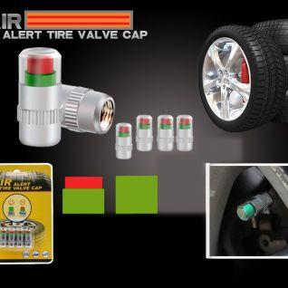Van đo áp suất lốp xe