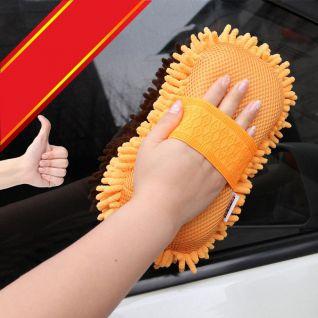 Bot biển rửa xe ô tô