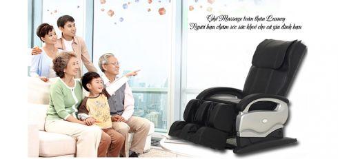 Ghế massage toàn thân cao cấp LUXURY