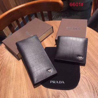 Ví cầm tay - ví dài ví ngắn hàng hiệu Prada