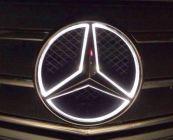 Hướng dẫn lắp logo Mercedes phát sáng