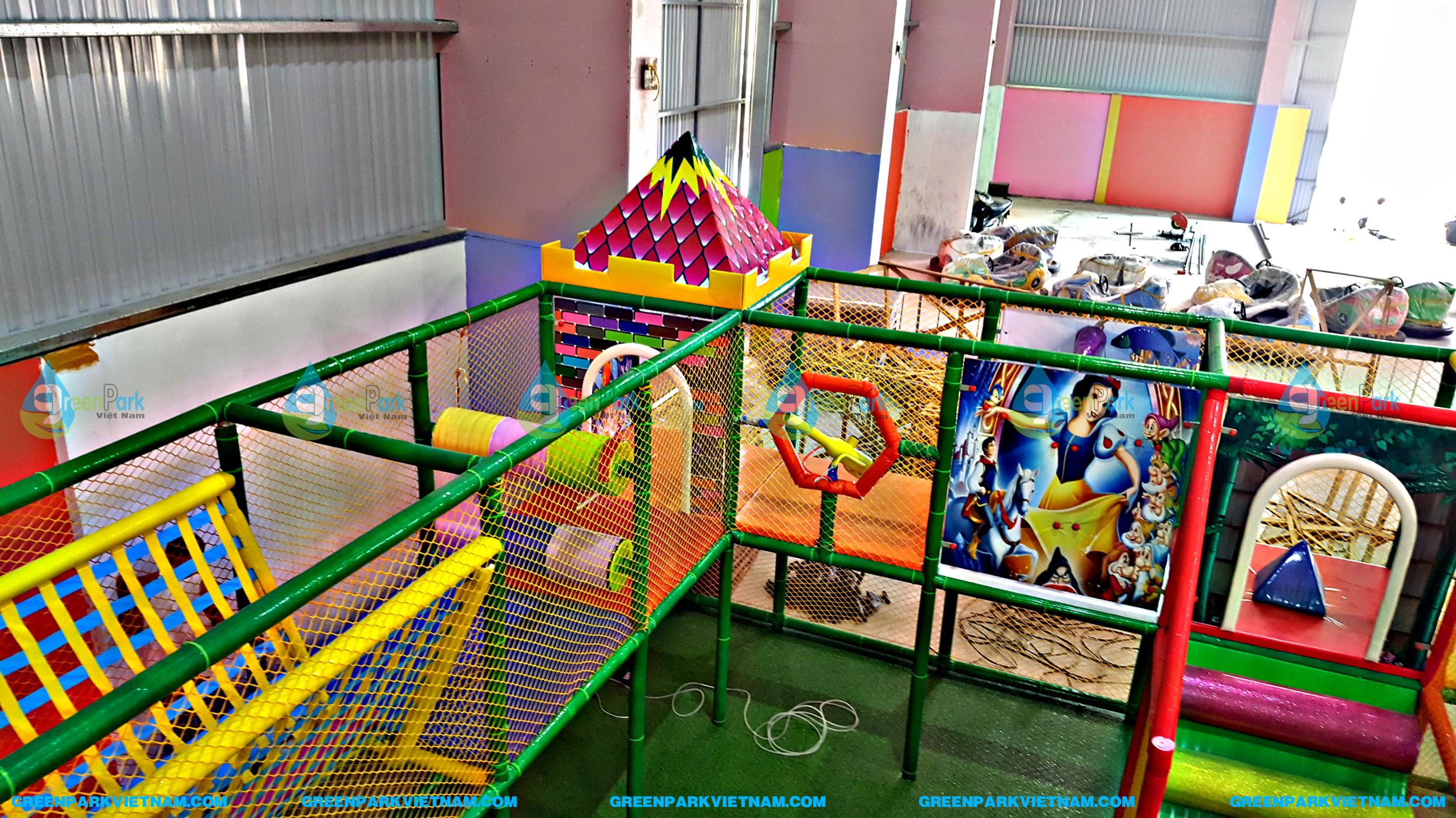 Khu vui chơi trẻ em Kidsmile - Long Bình Plaza