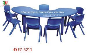 Bàn ghế 5