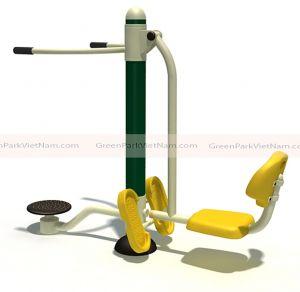 Bộ tập eo bụng kết hợp chân