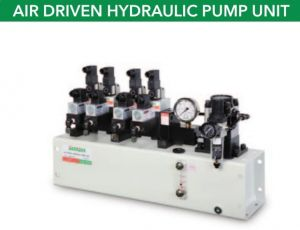 Bơm thủy lực - Air Driven Hydraulic Pump Unit