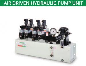 Bơm thủy lực - Air Driven Hydraulic Pump Unit