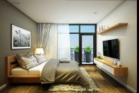 Thiết kế nội thất phòng ngủ - Nội thất Jhome