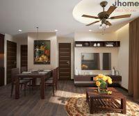 Thiết kế nội thất chung cư cho người trung niên – Nội thất Jhome