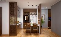 Thiết kế nội thất phòng bếp chung cư Park 1 Park Hill - Nội thất Jhome