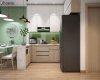 Thiết kế nội thất phòng bếp chung cư Park 11 - Nội thất Jhome
