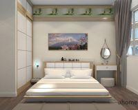 Thiết kế nội thất phòng ngủ chung cư Park Hill - Nội thất Jhome