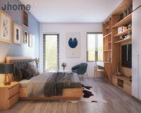 Thiết kế nội thất phòng ngủ master nhà phố Bồ Đề - Nội thất Jhome