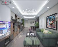 Thiết kế nội thất chung cư Ecolife Capitol - Nội thất Jhome