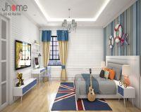 Thiết kế nội thất phòng bé trai biệt thự tân cổ điển ở Hải Phòng - Nội thất Jhome