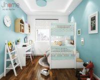 Thiết kế nội thất phòng trẻ em chung cư Mandarin Garden 2 - Nội thất Jhome
