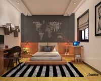 Thiết kế nội thất phòng ngủ Vinhomes - Nội thất jhome