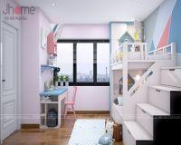 Thiết kế nội thất phòng ngủ con chung cư Imperia Garden - Nội thất Jhome