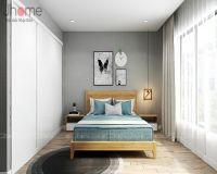 Thiết kế & thi công nội thất phòng ngủ chung cư Park 6 Park Hill Times City