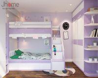Thiết kế, thi công nội thất phòng ngủ con chung cư G5 Five Star - Nội thất Jhome