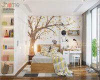 Thiết kế, thi công nội thất phòng ngủ trẻ em chung cư Park 9 Park Hill - Nội thất Jhome