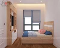 Thiết kế nội thất phòng ngủ master chung cư Imperia Garden - Nội thất Jhome