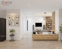 Thiết kế, thi công nội thất chung cư D'le Pont D'or - Nội thất Jhome
