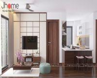 Thiết kế, thi công nội thất chung cư G4 Five Star Garden - Nội thất Jhome