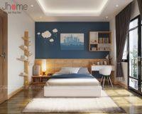 Thiết kế nội thất phòng ngủ trẻ em biệt thự ở Quảng Ninh - Nội thất Jhome
