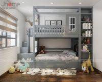 Thiết kế nội thất phòng ngủ trẻ em chung cư Mandarin Garden 2 - Nội thất Jhome